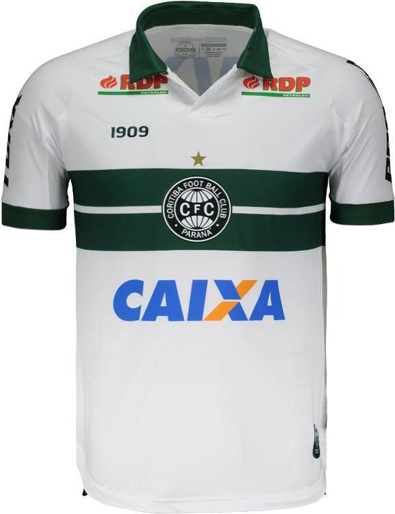 26ca044a17 1909 lança as novas camisas do Coritiba - Show de Camisas