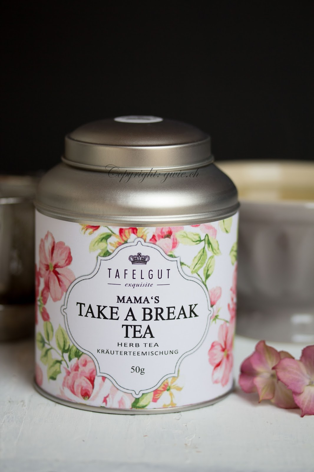 Take a breakt tee von tafelgut, tee tafelgut, take a break