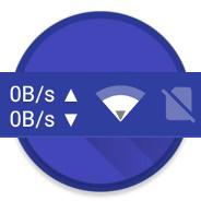 عرض سرعة الإنترنت بشكل دائم بشريط إشعارات الهاتف