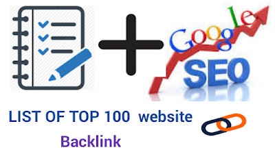 List Of Top 100+ Web 2.0 Websites Backlink