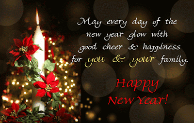Happy New Year Sms Image