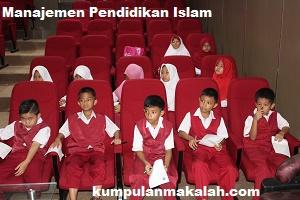 Pengertian dan Konsep Manajemen Pendidikan Islam