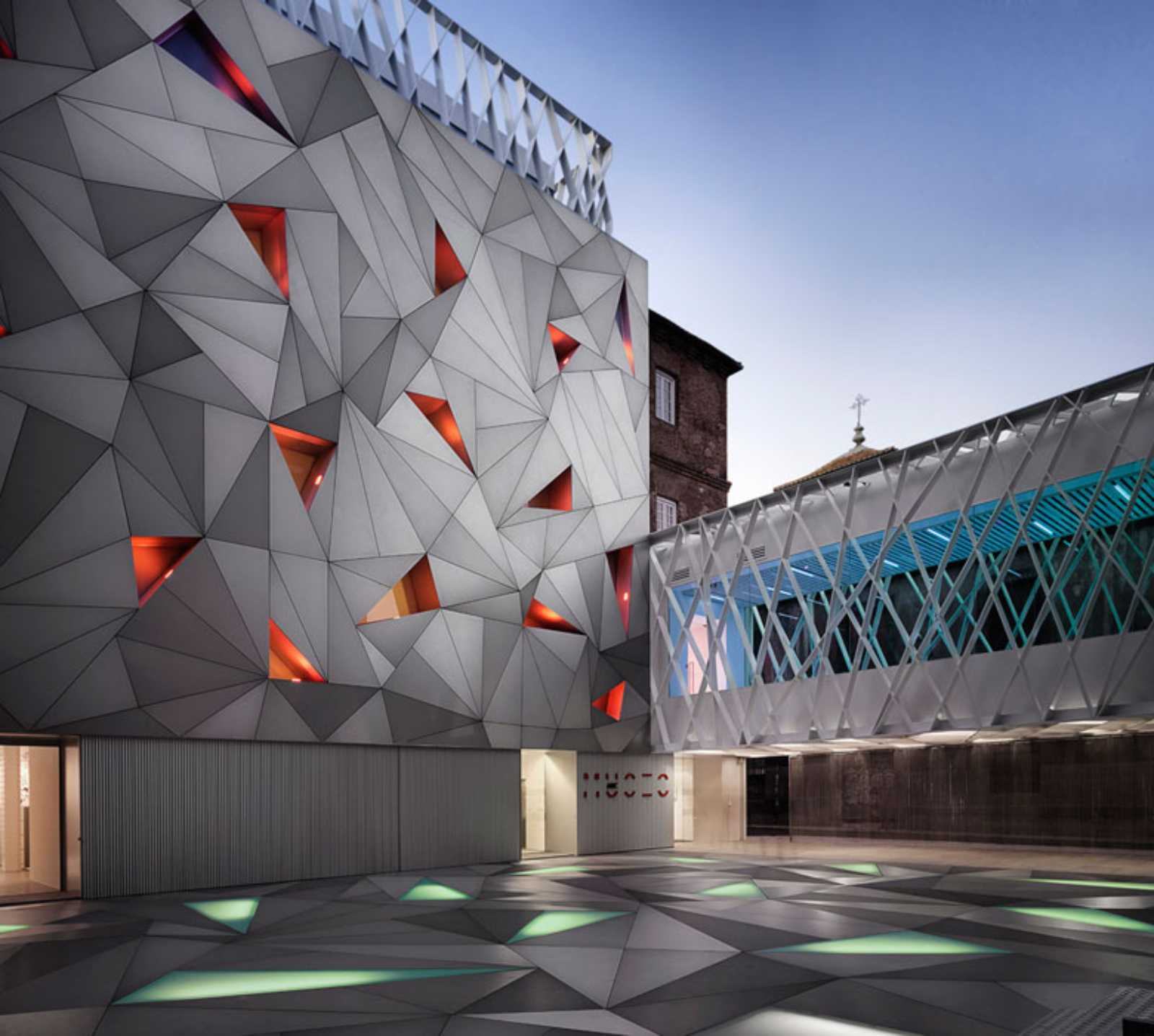 Arquinotas abc madrid museo de aranguren y arquitectos - Arquitectos en espana ...