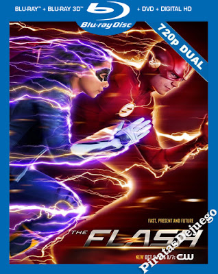 The Flash Temporada 5 HD 720p Latino