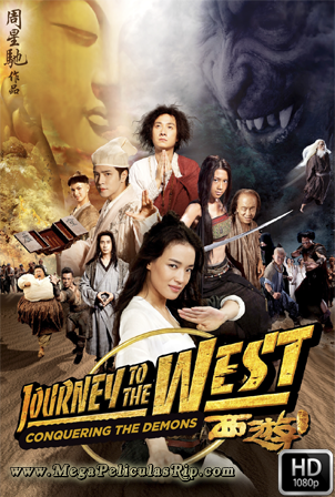 Journey To The West Conquering The Demons [1080p] [Chino Subtitulado] [MEGA]