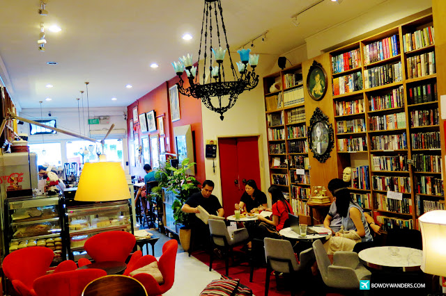 bowdywanders.com Singapore Travel Blog Philippines Photo :: Singapore :: The Reading Room: Singapore's Local Café + Bar + Resto Well Worth Revisiting