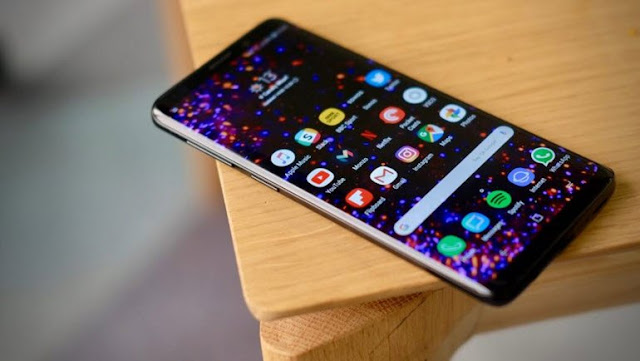 The Android Pie update volition acquit this characteristic to the Milky Way due south 2019 Samsung Milky Way Note ix is Coming to Milky Way S9