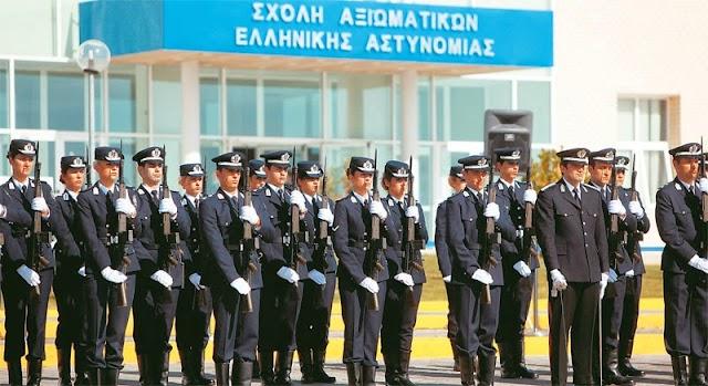 Αστυνομικές Σχολές: Έρχεται αύξηση ρεκόρ στον αριθμό εισακτέων έτους 2020