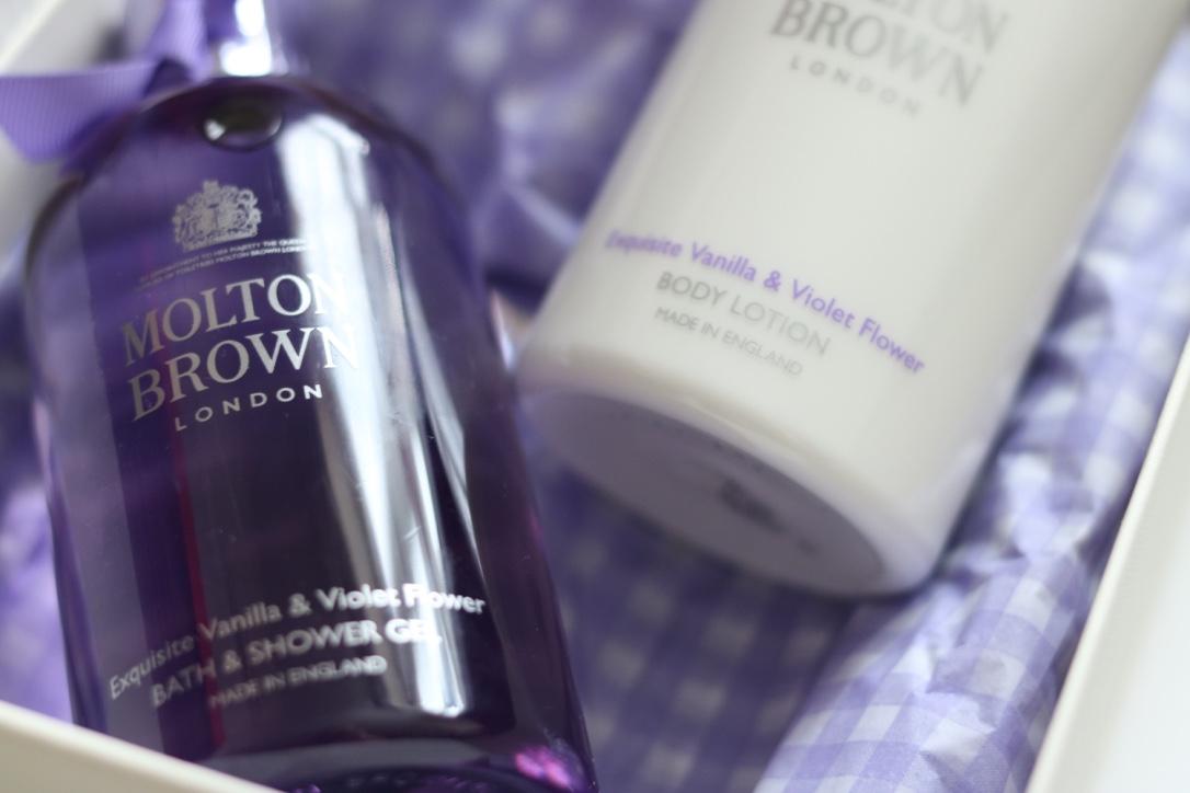 Molton Brown gourmand