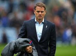 BREAKING: Crystal Palace fire De Boer (DETAILS)