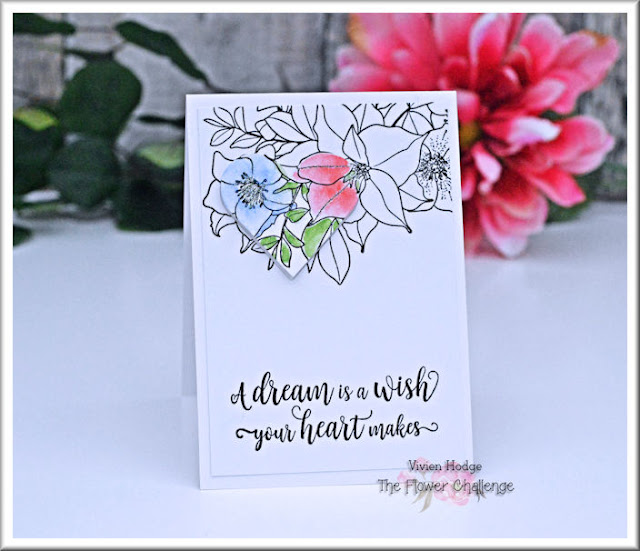Flowers, heart, CAS, TFC