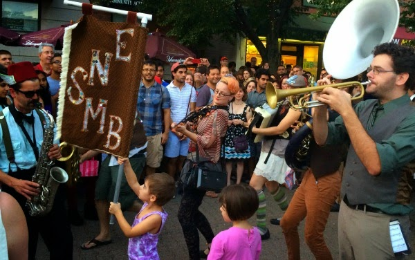 Emperor Norton's Stationary Marching Band - New England Fall Events