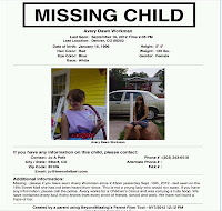 Just Stephanie Quot Official Quot Missing Person S And Criminal