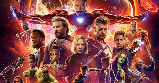 AVENGERS: INFINITY WAR Trailer and Poster
