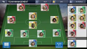 Dream league soccer 2019 team