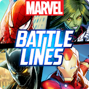 MARVEL Battle Lines (God Mode) MOD APK