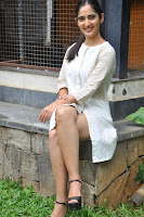 Radhika Cute Young New Actress in White Long Transparent Kurta ~  Exclusive Celebrities Galleries 042.JPG