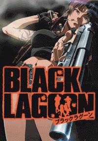 جميع حلقات الأنمي Black Lagoon مترجم