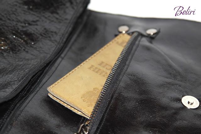 сумка из натуральной кожи