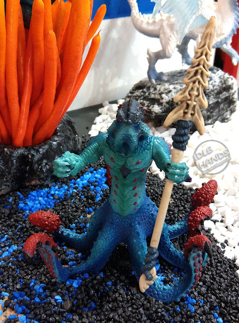 Toy Fair 2018: Schleich Eldrador Creatures