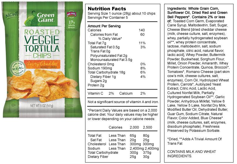 Green Giant Veggie Snack Chips Boston Biatchs Blog