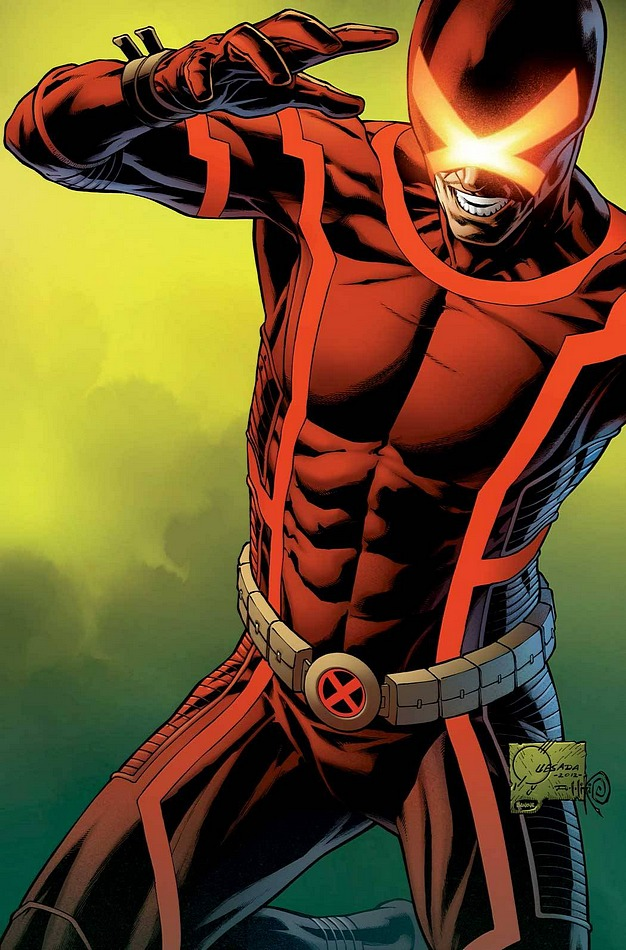 My top 3 FAVE costume redesigns as seen in Marvel NOW  would have to    X Men Cyclops Costume