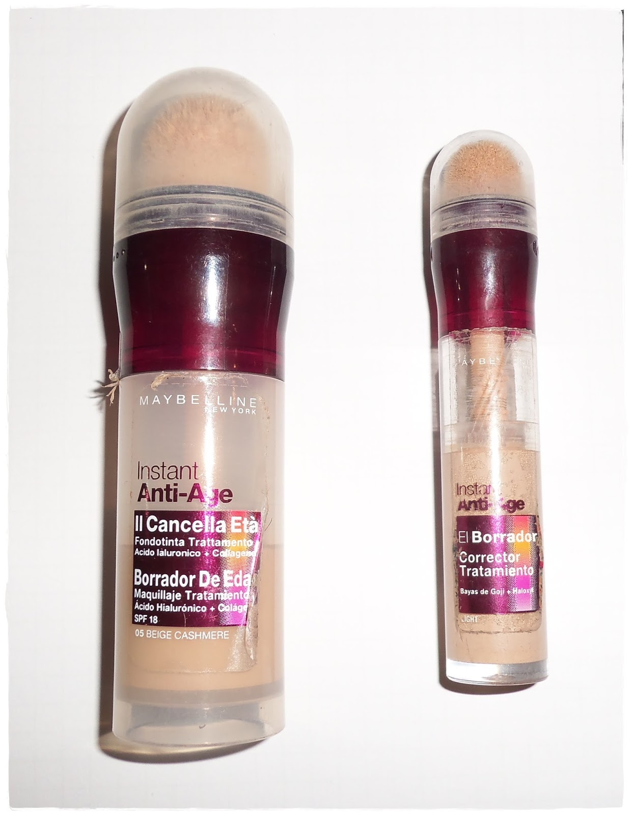 corrector maquillaje maybelline
