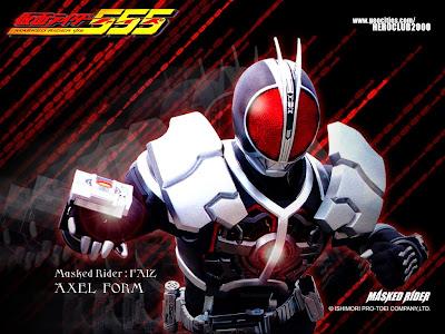 Phim Kamen Rider 555 The Movie