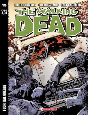 The Walking Dead #15 - Fuori dal gregge