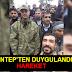 Gaziantepli fırıncılar Mehmetçik için önlük giydi