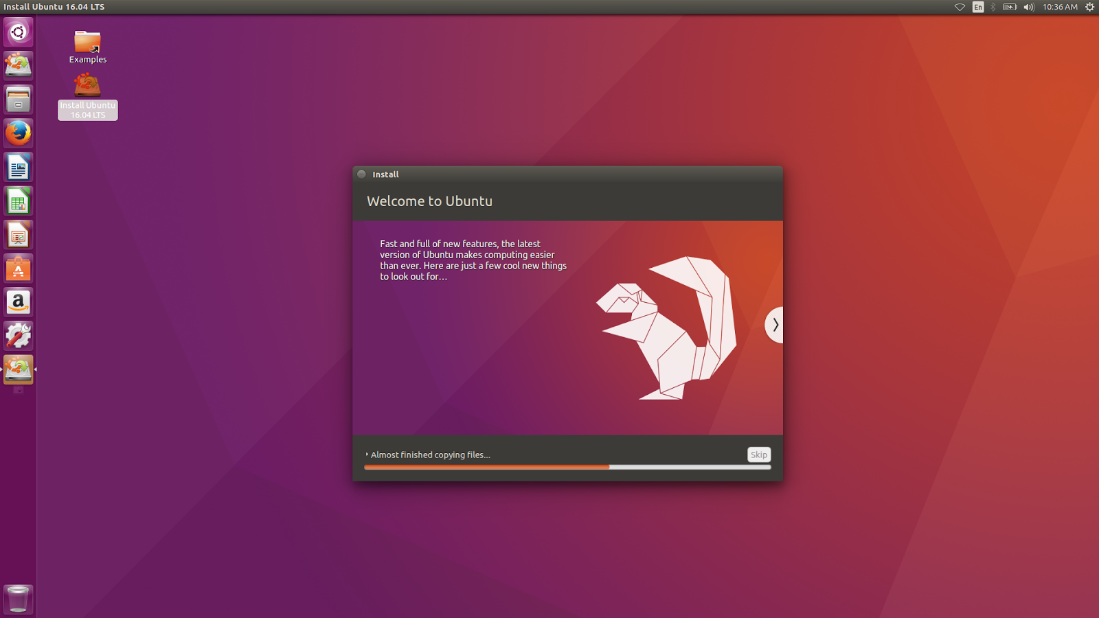 install ubuntu on windows 10 laptop