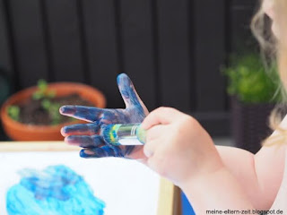 Unsere liebsten Kleinkind-Beschäftigungen im Herbst für Garten, Balkon & Terrasse