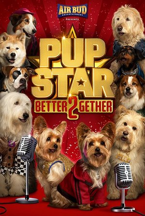 Poster Pup Star: Better 2Gether 2017