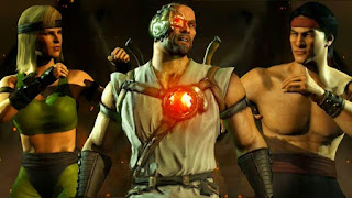 Mortal Kombat 9 Sonya Blade Cosplay