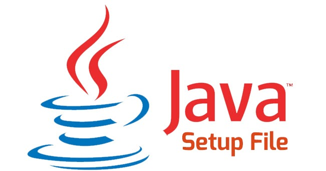 How to make window setup of a Java Application code | infopointus