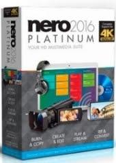 Nero 2016 Platinum Download With Crack