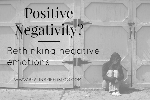 We're all about the power of positive thinking but is that a good thing? Negative emotions have a power of their own. Maybe we should rehtink them. Can a little negativity be a positive?