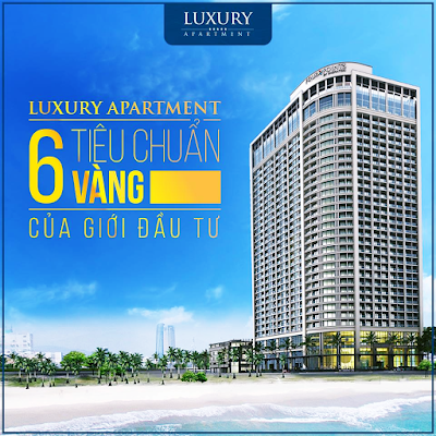 Cơ hội đầu tư vàng tại Luxury Apartment Đà Nẵng