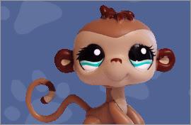 LPS Monkey Figures