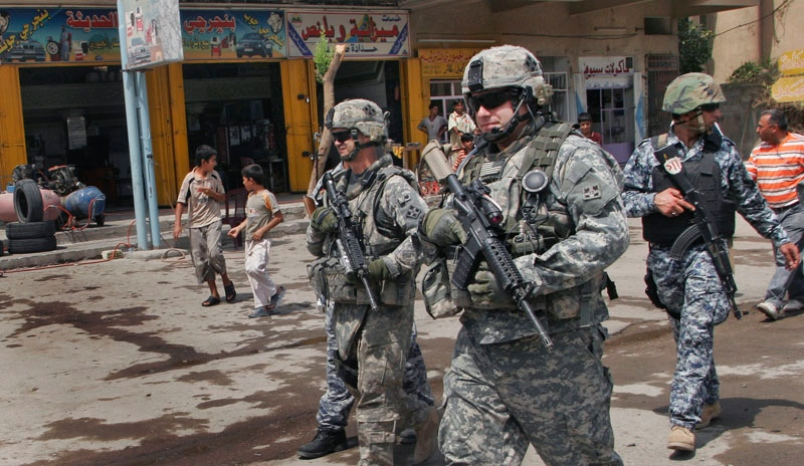 MUSINGS ON IRAQ: U S  Government Continues To Try To Forget About