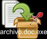 archivo que podría ser un virus