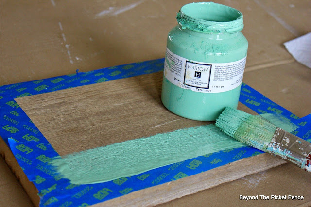 fusion mineral paint is the very best chalk paint