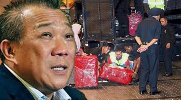 Saya memang percaya wang ditemui itu milik Umno- Bung Moktar