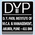 D.Y.Patil Institute of Master of Computer Applications & Management, Pune, Wanted Teaching Faculty