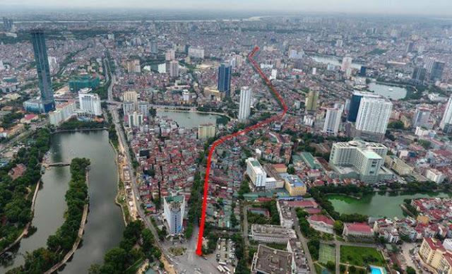 Việt Nam sẽ có tuyến đường đắt nhất thế giới hơn 7.200 tỷ
