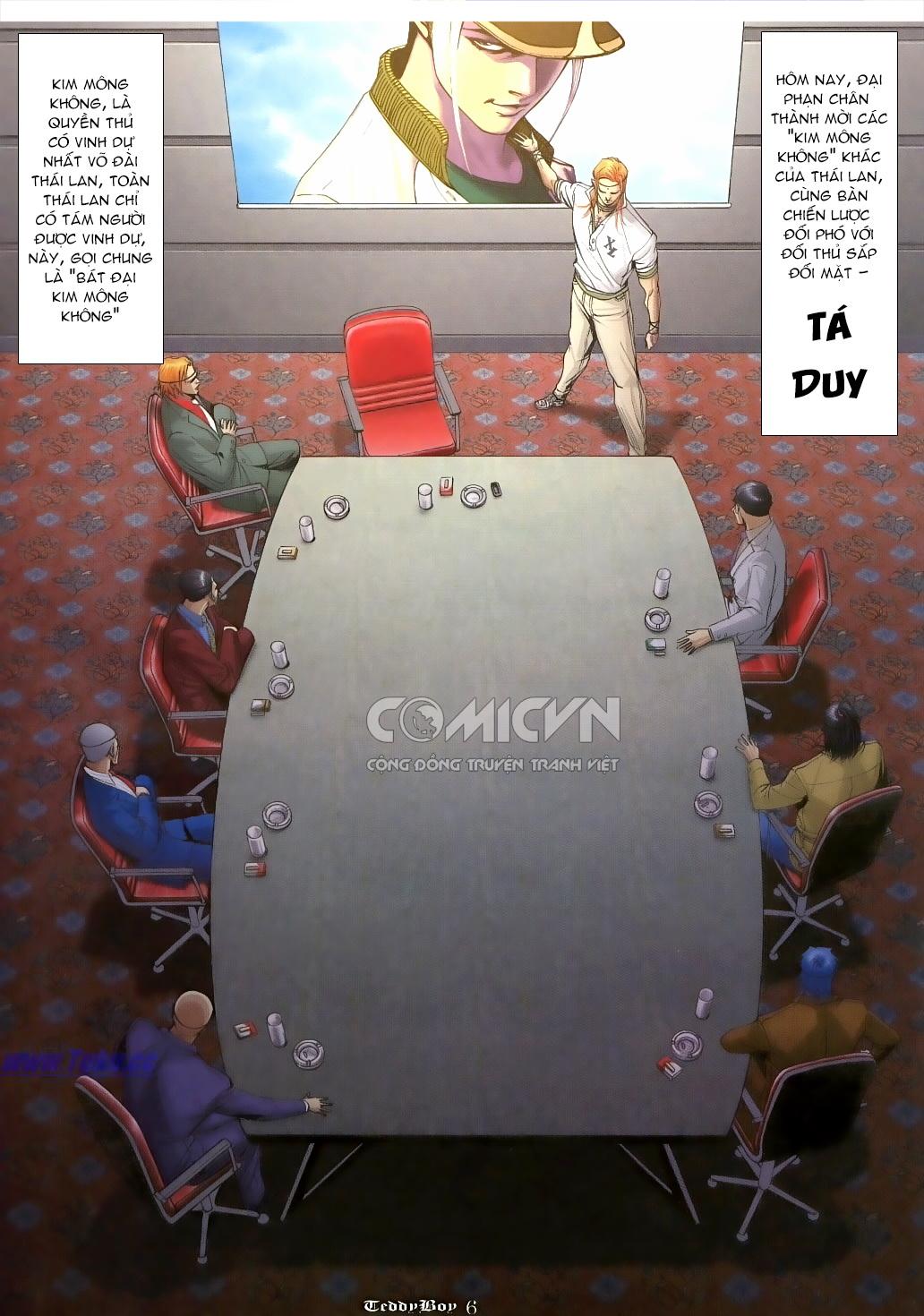 Người Trong Giang Hồ Chap 1027 - Truyen.Chap.VN