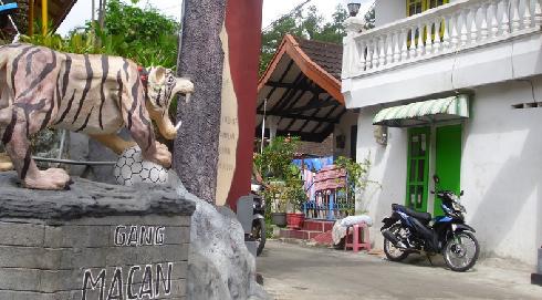 Gang Macan Songgoriti