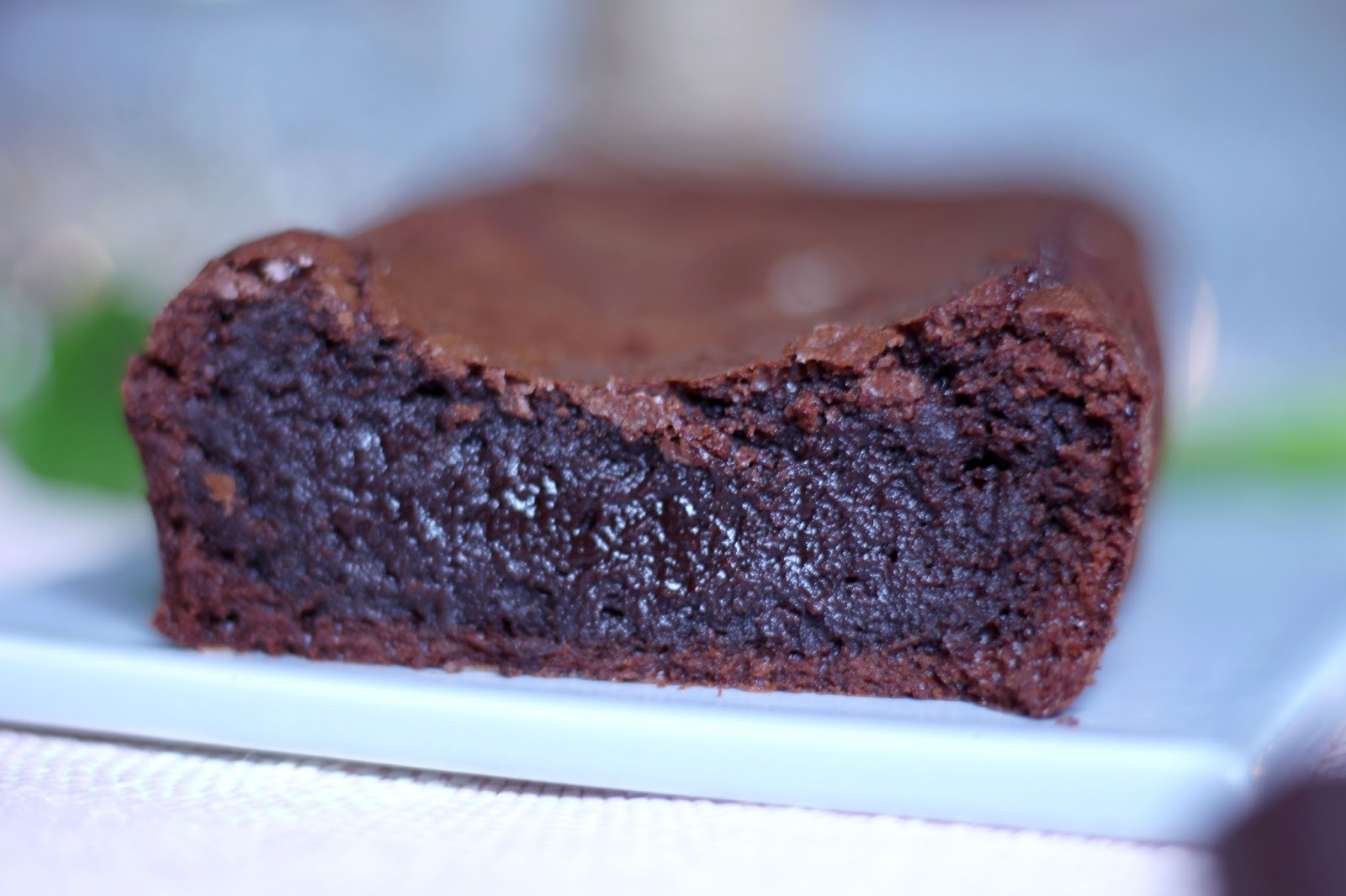 fondant chocolat sans gluten sans lactose