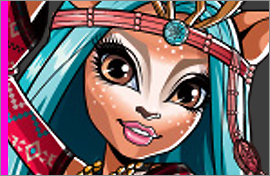 MH Isi Dawndancer Figures