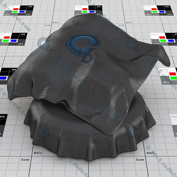 cadartet mental ray leather materials 3dsmax
